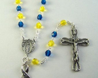 Down Syndrome Awareness Rosary