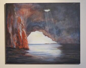 Marine grotto