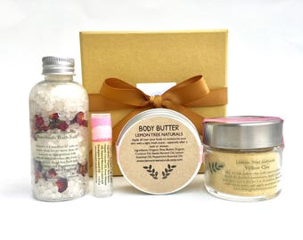 Special Bath and Body Set, Bridesmaids Gift, Wedding Gift Set, Spa Gift Set, Body Care Set, Bath Gift Set, Bath and Body set