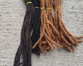 10loc bundle Permanent Dreadlock Extensions