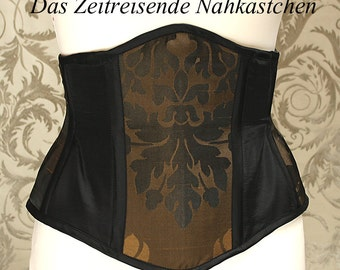 Underbust-Corset, Corset, Waist-Cincher - made to measure