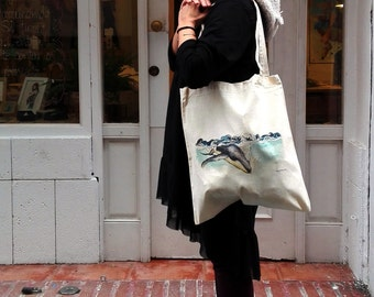 Tote Bag _ The Whale