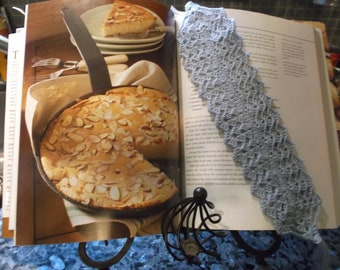 HANDMADE 13 INCH CROCHET Bookmark