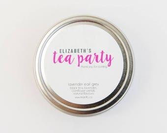 Tea Party Favour
