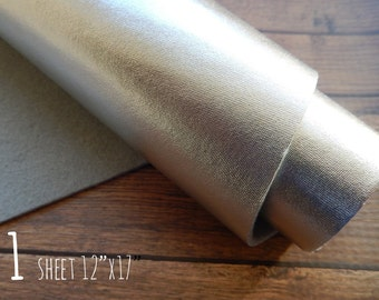 Metallic Felt Sheets - Silver - 12x17 - You Pick the Quantity