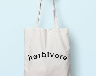 Herbivore Tote Bag Long Handles TB1708