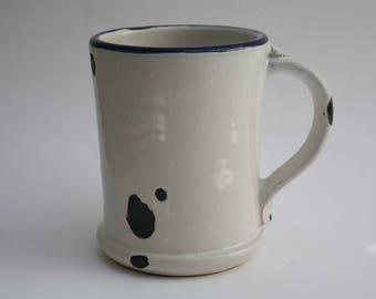 Jug ceramic. Beer jug. Ceramic vintage. Tea jar. Breakfast jug.