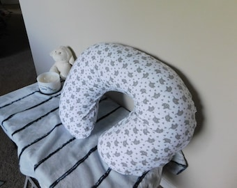 Little Elephant Boppy Pillow Cover