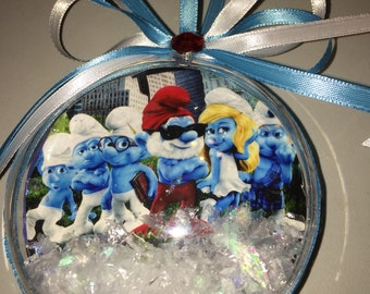 Smurfs ornament