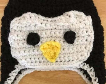 Penguin Child Hat
