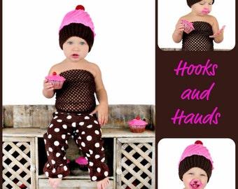 Sweet Cupcake Hat