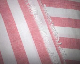 GREEK 2 vintage cotton towels 58 x 82