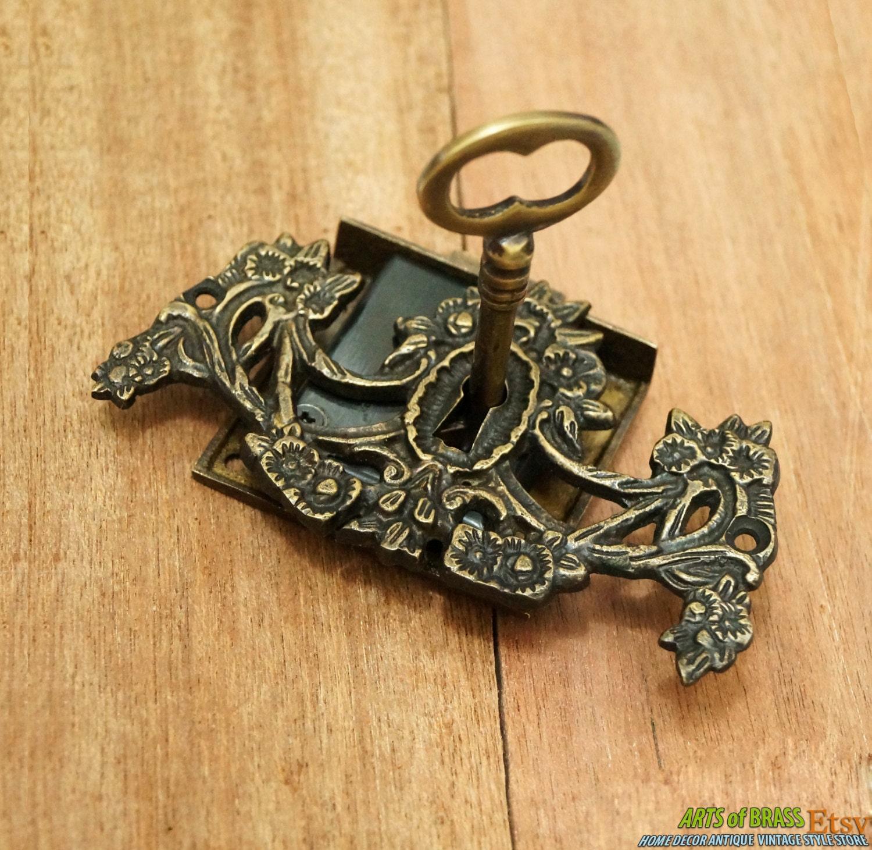 Vintage Lock And Key