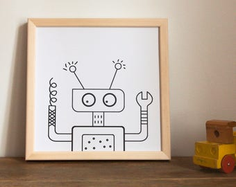 print - ROBOT