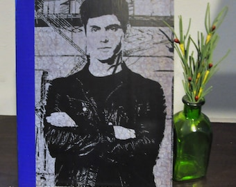 Alec Lightwood Composition Notebook