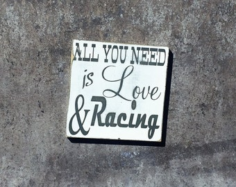 All You Need is Love and Racing-MAGNET