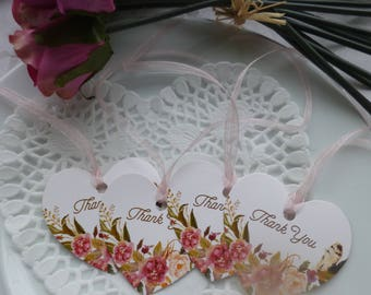 Gift tags 'Heart'