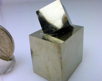 Iron Pyrite, Victoria mine, Spain  P- 13, Fools Gold, Healing, Crystal, Gemstone, Specimen