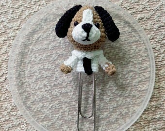 Crochet Pattern : Mr.Puppy  [ PDF crochet pattern with Instant Download ]