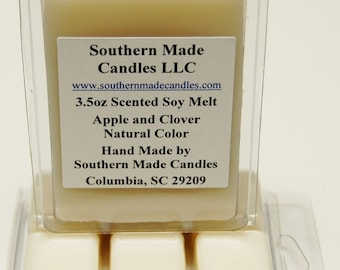 3 Pack - 3.5 oz Pure Soy Wax Melts