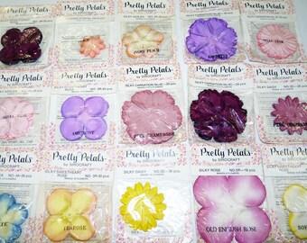 20 assorted petal packs