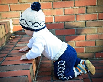 make your own Mod Circle Set (DIGITAL KNITTING PATTERN) for baby infant toddler
