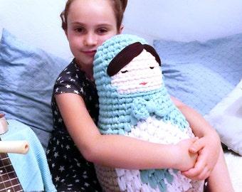 Amigurumi Russian Doll Pattern : Matryoshka amigurumi pattern crochet doll pattern heart