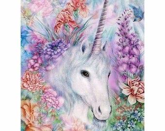 DIY Diamond Painting Horse Animal