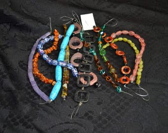 Lot of 12 Strands of Beads