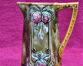Frie Onnaing Majolica can