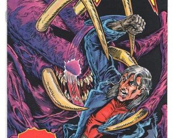 Raver - Issue 2 - May 1993 - Modern Age - NM/MT - Malibu Comics