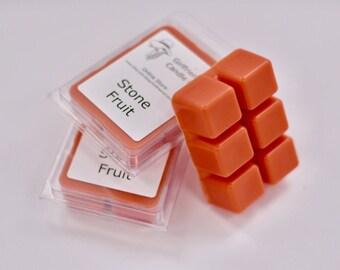 Stonefruit Scented Wax Melt