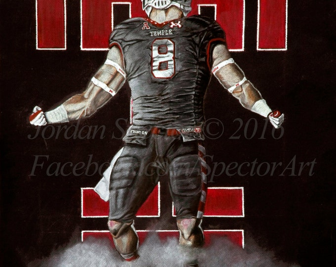 """"""" We the T """" Tyler Matakevich Art Print"""