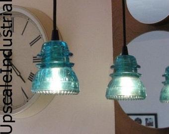 Western Pendant Lighting Glass pendant light etsy pendant lightglass insulatorkitchen islandlighting pendant lightingpendant lights audiocablefo