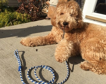 6' Dog Leash - If you do not see a color you are looking for please send me a message and I may be able