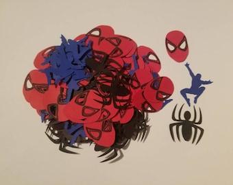 Spiderman Confetti