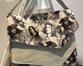 Disney's Pirates of the Caribbean: Dead Men Tell No Tales Theme Shoulder Bag