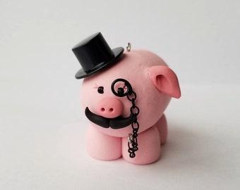 Gentleman Pig