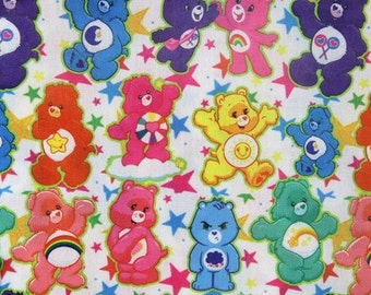 care bears  fabric