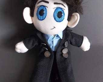 Jack Harkness Doctor Who Doll Plushie Toy