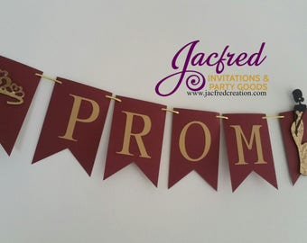 Prom 2017 banner