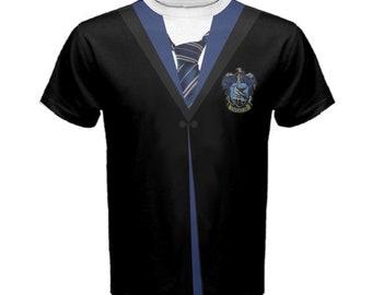 Men's Harry Potter Ravenclaw Inspired Shirt