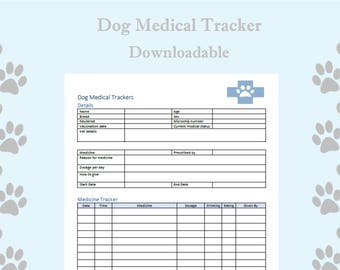 medical tracker