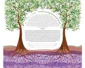 Ketubah - Olive Trees of ...