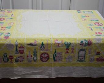 Startex Kitchen Print Tablecloth