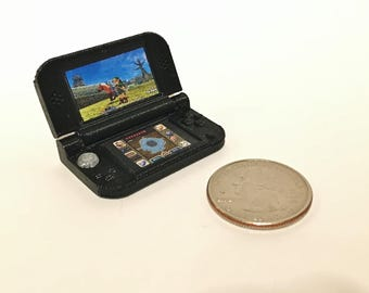 Mini Nintendo 3DS XL - 3D Printed!