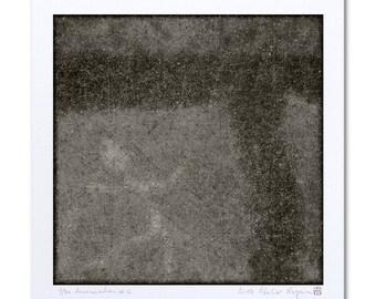 "Religious Art Print, Digital Print Art ""Annonciation #1"" Limited Edition Prints, Mystical Art, Spiritual Art Print, Modern Art, Giclee Art"