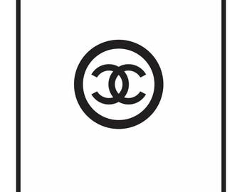 coco chanel table numbers, printable table numbers, paris table numbers,classy and fabulous