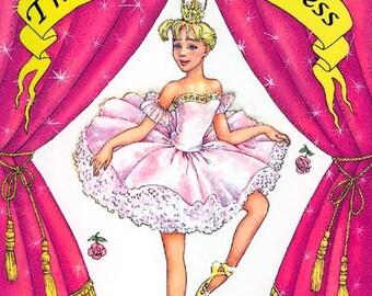 Personalized Children's Book - The Ballerina Princess