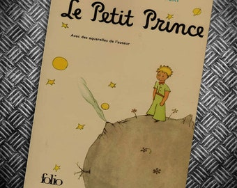 The Little Prince Book Inspired Print